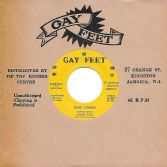 Junior Soul - Miss Cushie / Alternative Take (Gay Feet / Dub Store) JPN 7""
